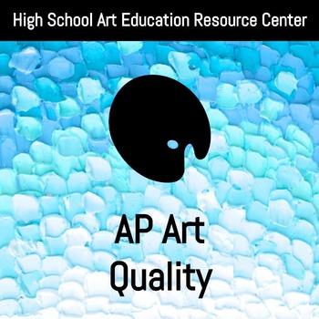 AP Art: Quality