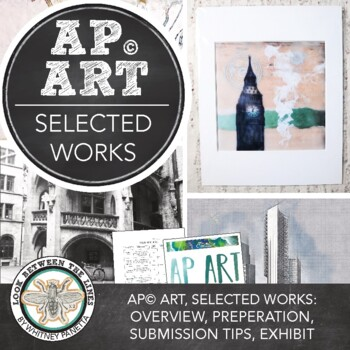AP Art Quality Section: Presentation, Handouts, Exhibit, & Submission