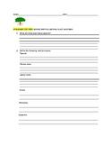 AP BIOLOGY TEST PREP: SCIENCE WRITING: PLANT ANATOMY