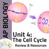 AP Biology Complete Review & Resources: Unit 4 Cell Commun