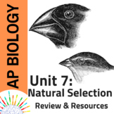 AP Biology Complete Review & Resources for Unit 7: Natural