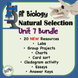 AP Biology Evolution Bundled Unit