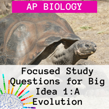 AP Biology Study Guide for Big Idea 1A: Natural Selection and Evolution