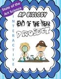 AP Biology Final Project