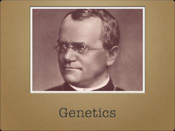 AP Biology Flipped Classroom - Genetics Unit (PowerPoint)