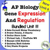 AP Biology Gene Regulation and Expression Bundled Unit