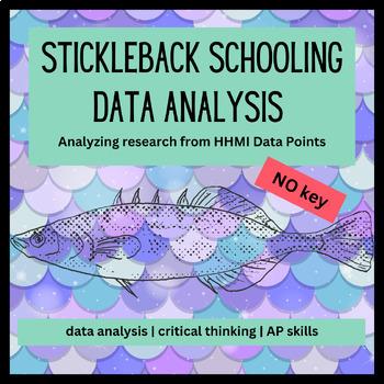 AP Biology- HHMI Data Points- Fish Schooling Data Analysis