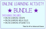 AP Biology Online Learning Activities