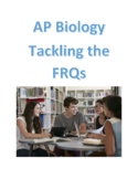 AP Biology:  Teaching Students how to Respond to Free Resp