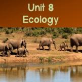 AP Biology Unit 8: Ecology PowerPoint