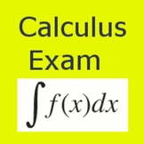 AP CALCULUS MIDTERM EXAM CALCULUS EXAM