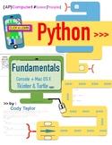AP Computer Science Principles - Python 3