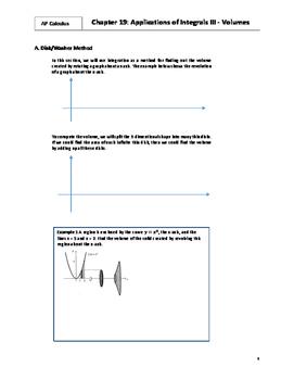 AP Calculus: 19 - Applications of Integral III