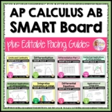 AP Calculus A Year of SMART Board® Lessons