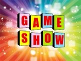 AP Calculus AB Game Show