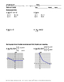 AP Calculus AB Intro to Limits