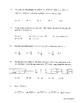 AP Calculus AB Multiple Choice Exam (28 non-calculator problems)