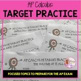 AP Calculus AB Target Practice