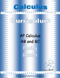 AP Calculus AB and BC Pacing Guides