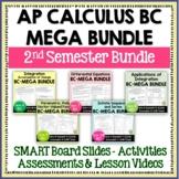 AP Calculus BC Mega Bundle (2nd Semester)