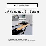 AP Calculus Bundle