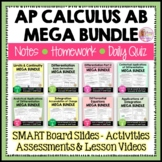 AP Calculus AB Curriculum Bundle