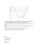 AP Calculus - Particle Motion Free Response Practice Problem