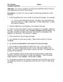 AP Calculus Portfolio Guidelines