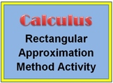 AP Calculus: Rectangular Approximation Method (RAM) Group