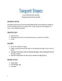 AP Calculus: Tangent Slopes Lesson