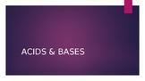 AP Chemistry Acids & Bases Powerpoint