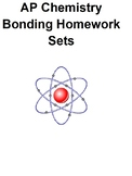 AP Chemistry Bonding Worksheets