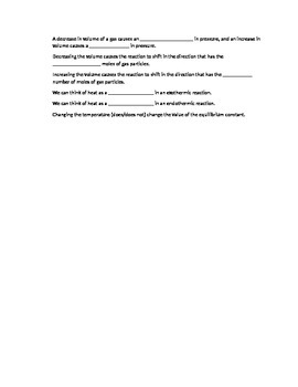 AP Chemistry Chapter 14 Reading Guide for Tro, A Molecular Approach, 3rd edition