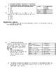 AP Chemistry Exam Lewis Structures