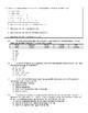AP Chemistry Exam- Periodic Properties of the Elements