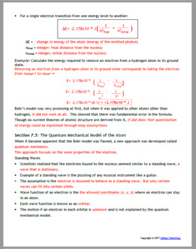 AP Chemistry Guided Notes: Atomic Structure and Periodicity