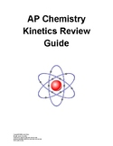 AP Chemistry Kinetics Review Guide and Practice Problems