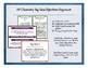 AP Chemistry Learning Objective Organizer: Big Idea 3