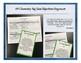 AP Chemistry Learning Objective Organizer: Big Idea 4