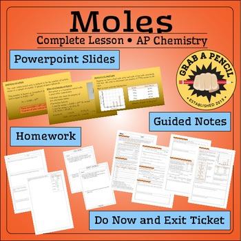 AP Chemistry: Moles Complete Lesson