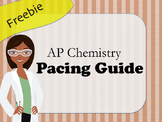 FREE: AP Chemistry Pacing Guide