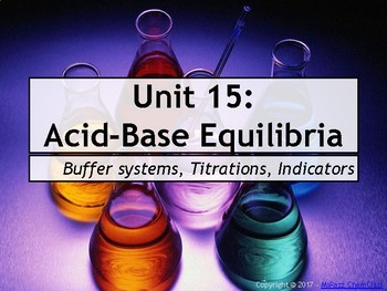 AP Chemistry Power Point: Acids-Base Equilibria