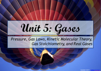 AP Chemistry Power Point: Gases