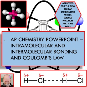 AP Chemistry PowerPoint:  Bonding and Coulomb's Law