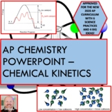 AP Chemistry PowerPoint:  Chemical Kinetics