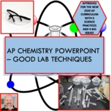 AP Chemistry PowerPoint: Good Lab Techniques