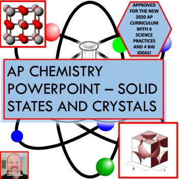 AP Chemistry PowerPoint:  Solid States and Crystals