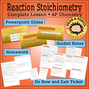 AP Chemistry: Reaction Stoichiometry Complete Lesson
