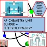 AP Chemistry Unit Bundle - Electrochemistry