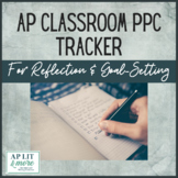 AP Classroom Personal Progress Check Tracker
